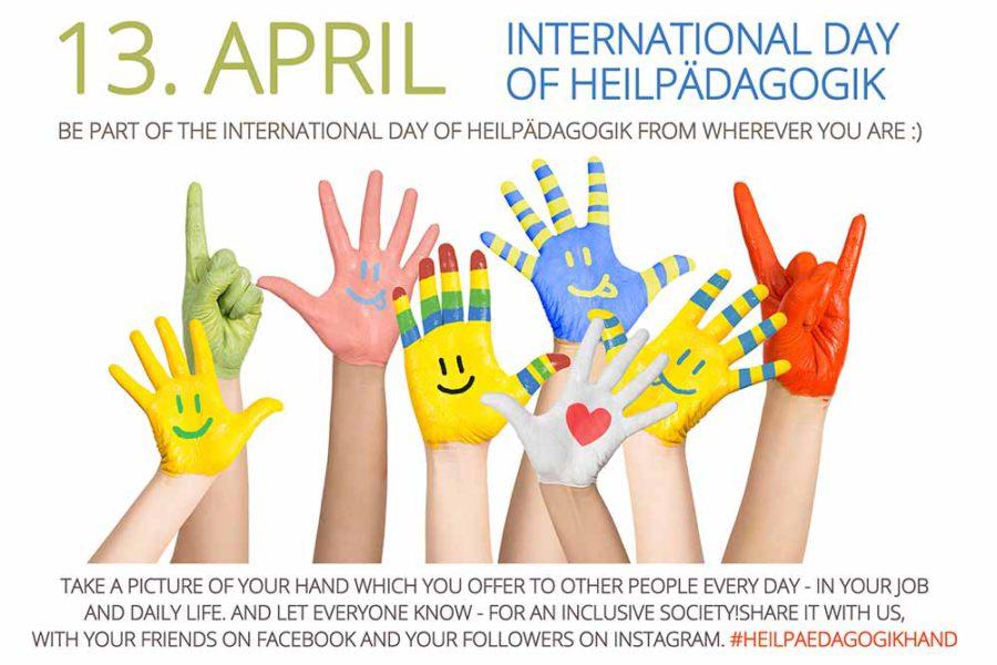 Internationales Tag der Heilpädagogik 2018